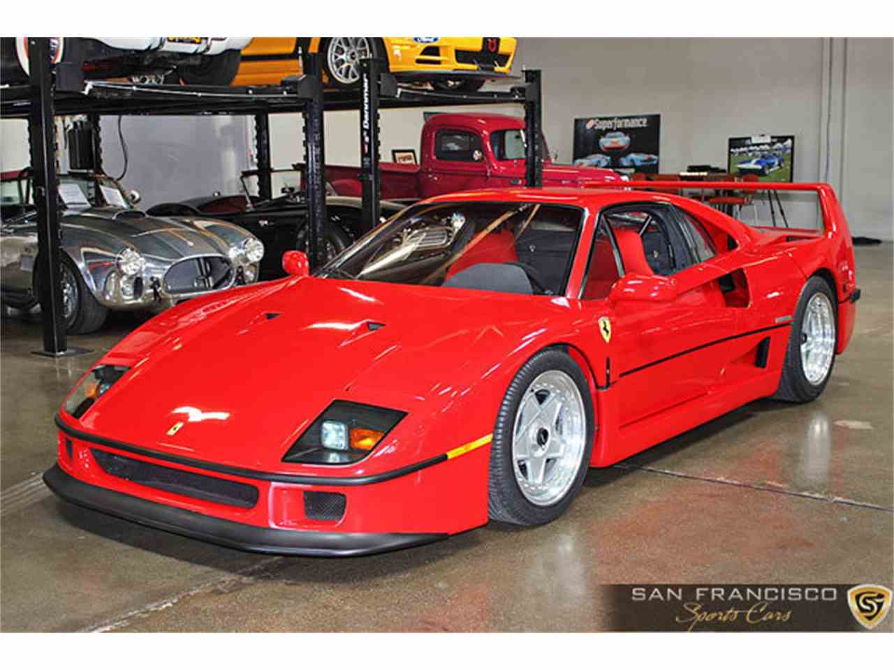 Large Picture of 1990 Ferrari F40 - $1,500,000.00 - LSEF