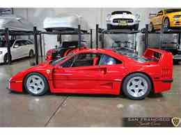 Picture of 1990 Ferrari F40 located in San Carlos California - $1,500,000.00 Offered by San Francisco Sports Cars - LSEF