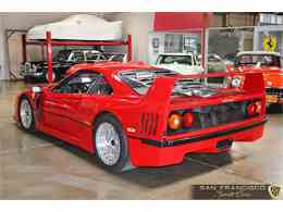 Picture of 1990 F40 located in California Offered by San Francisco Sports Cars - LSEF