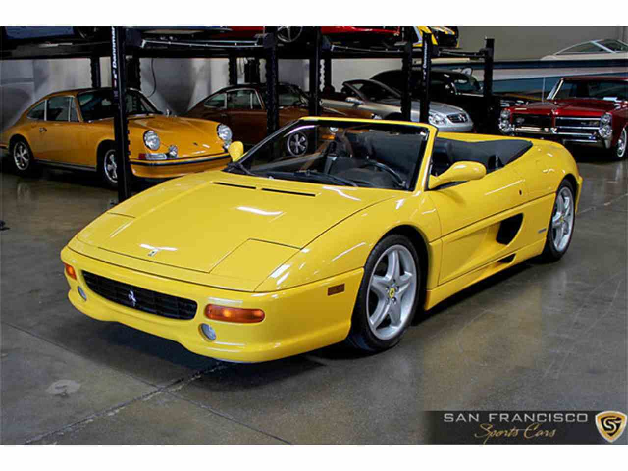 Large Picture of '99 F355 - LSEG