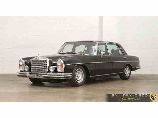 Picture of Classic 1972 Mercedes-Benz 300SEL located in San Carlos California - $369,995.00 Offered by San Francisco Sports Cars - LSEJ
