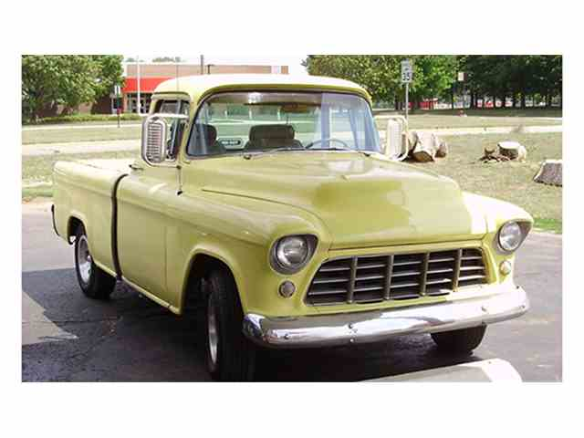 1955 Chevrolet Cameo   1010659