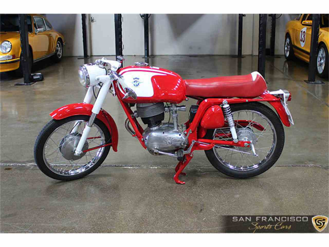 Large Picture of Classic '63 MV Agusta 150RS located in San Carlos California - $9,995.00 - LSEN