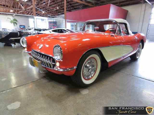 1956 Chevrolet Corvette | 1016592