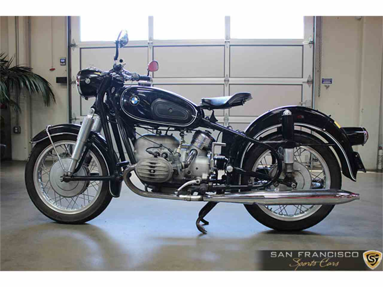 1963 BMW Motorcycle for Sale - CC-1016594