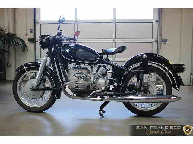 1963 BMW Motorcycle | 1016594