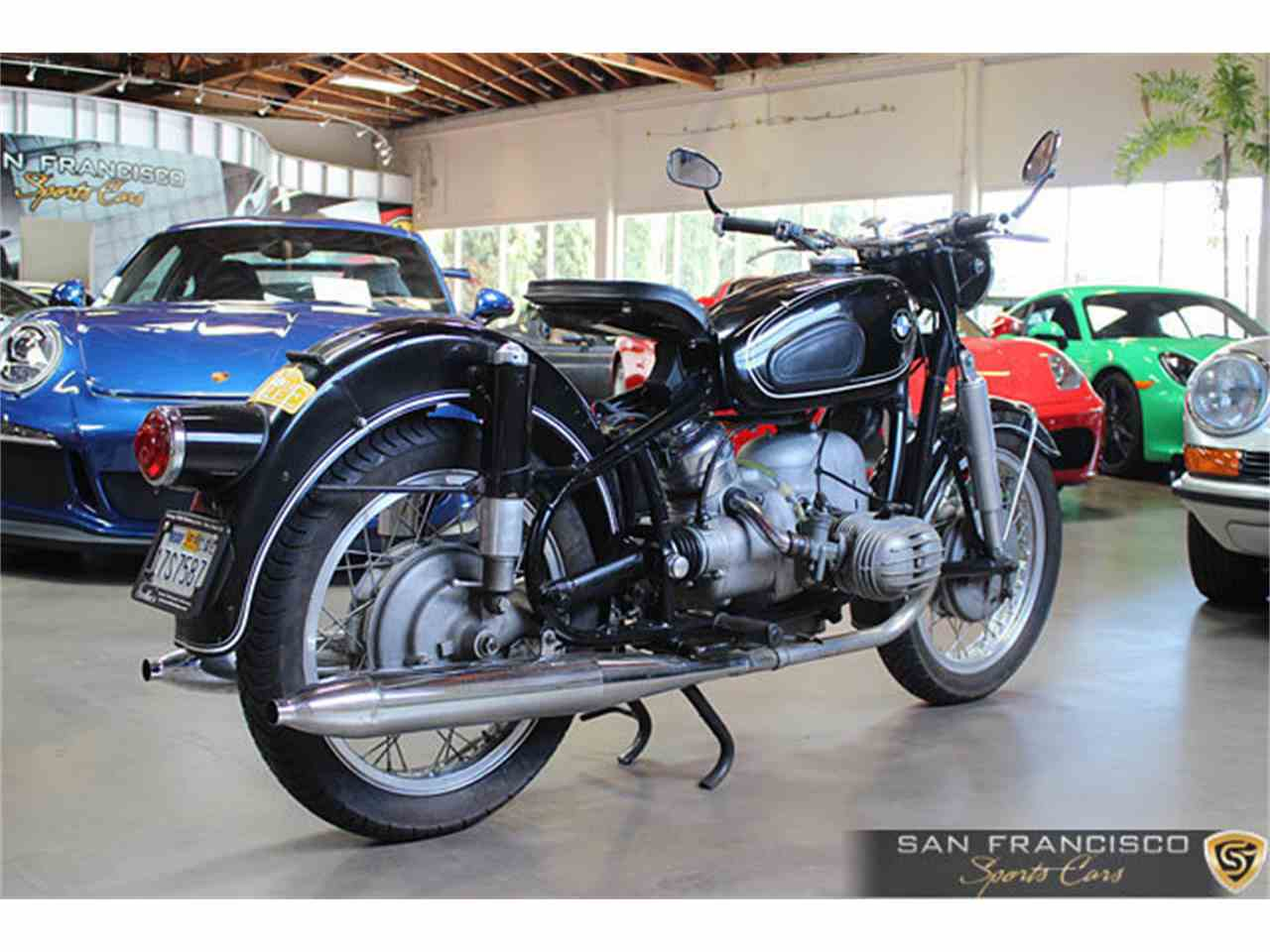 1963 bmw motorcycle for sale | classiccars | cc-1016594