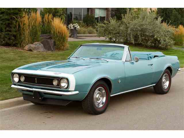 1965 To 1967 Chevrolet Camaro For Sale On Classiccars Com