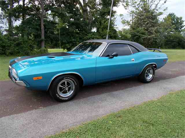 Classic Dodge Challenger For Sale On Classiccars Com Available
