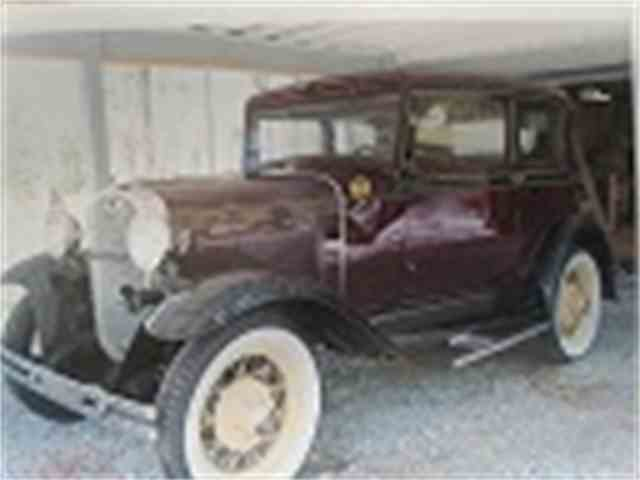 1931 Ford Model A | 1016606