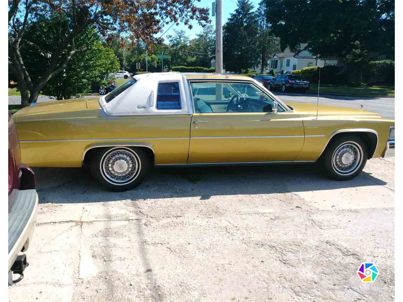 Large Picture of 1977 Cadillac Coupe Offered by a Private Seller - LSF4
