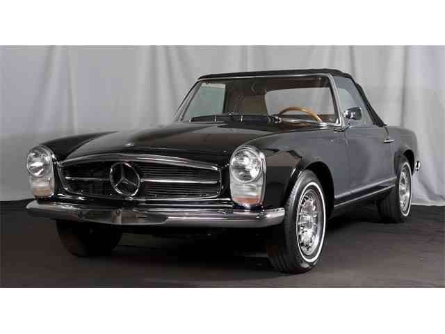 1966 Mercedes-Benz 230SL | 1016616