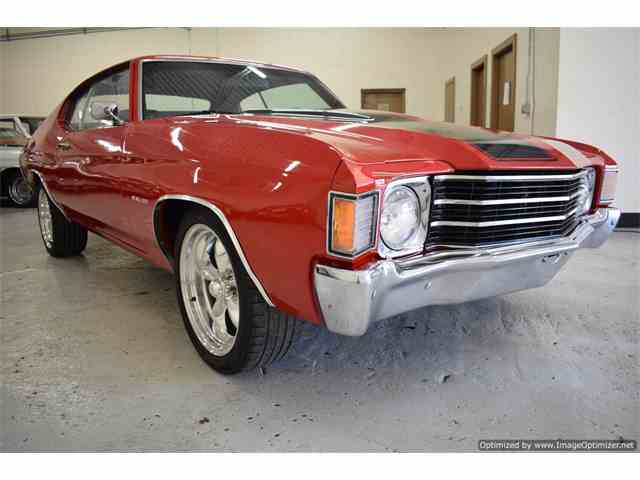 1972 Chevrolet Chevelle | 1016619