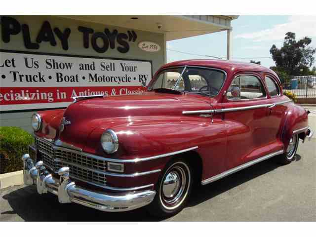1948 Chrysler Windsor | 1016624