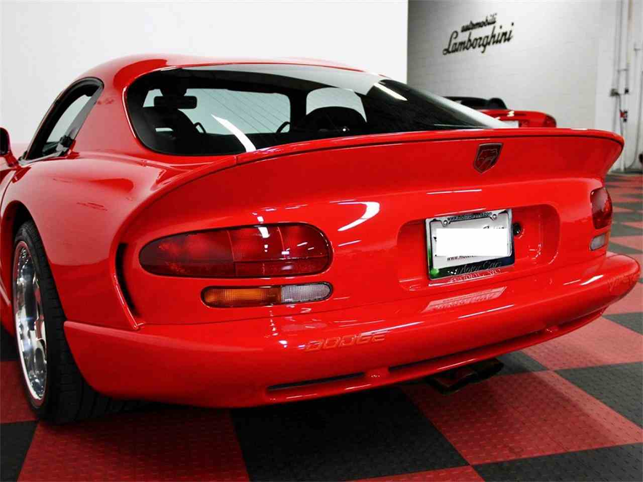 Large Picture of '98 Viper located in Illinois - LSFT