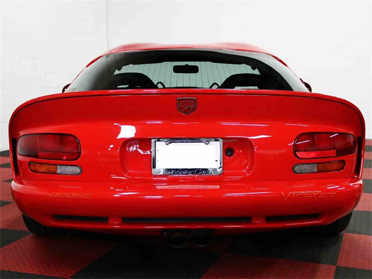 Large Picture of 1998 Dodge Viper located in Illinois - LSFT