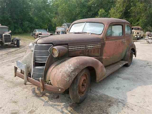1938 Chevrolet Sedan | 1016636
