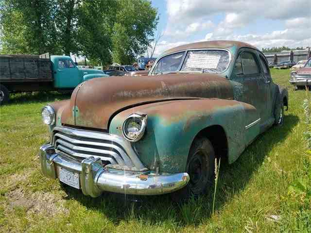 1948 Oldsmobile Sedan | 1016637