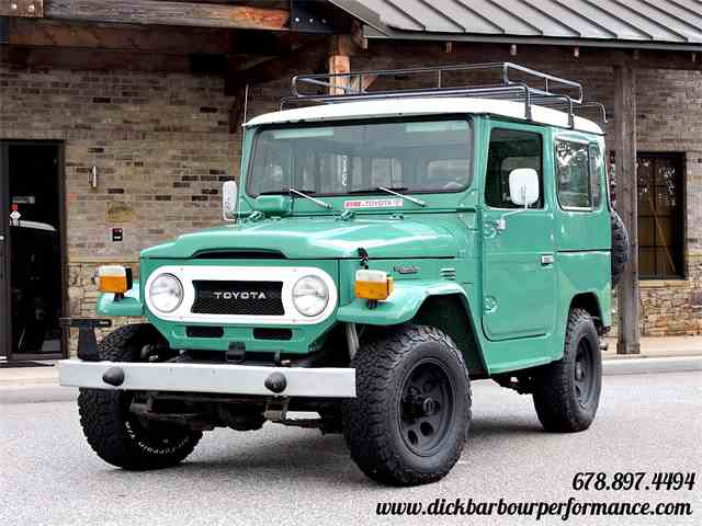 Picture of 1976 Toyota Land Cruiser BJ - $29,500.00 - LSG2