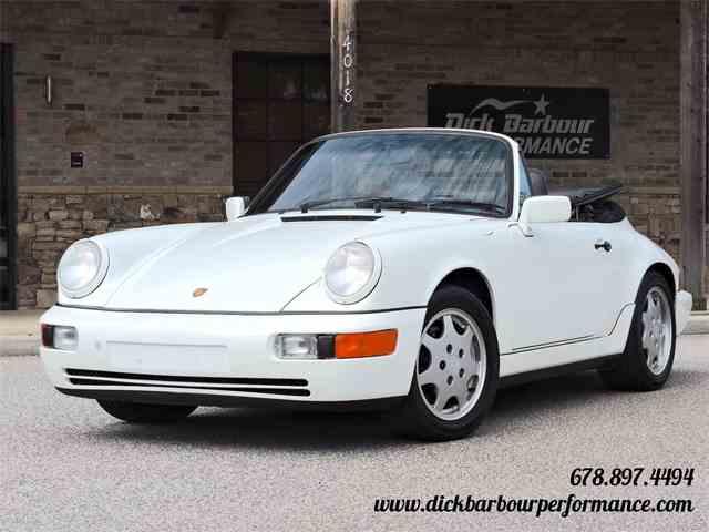 1990 Porsche 911 Carrera | 1016643