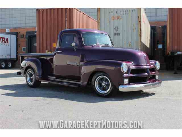 1954 Chevrolet 3100 | 1016672