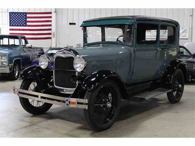 1929 Ford Model A | 1016675