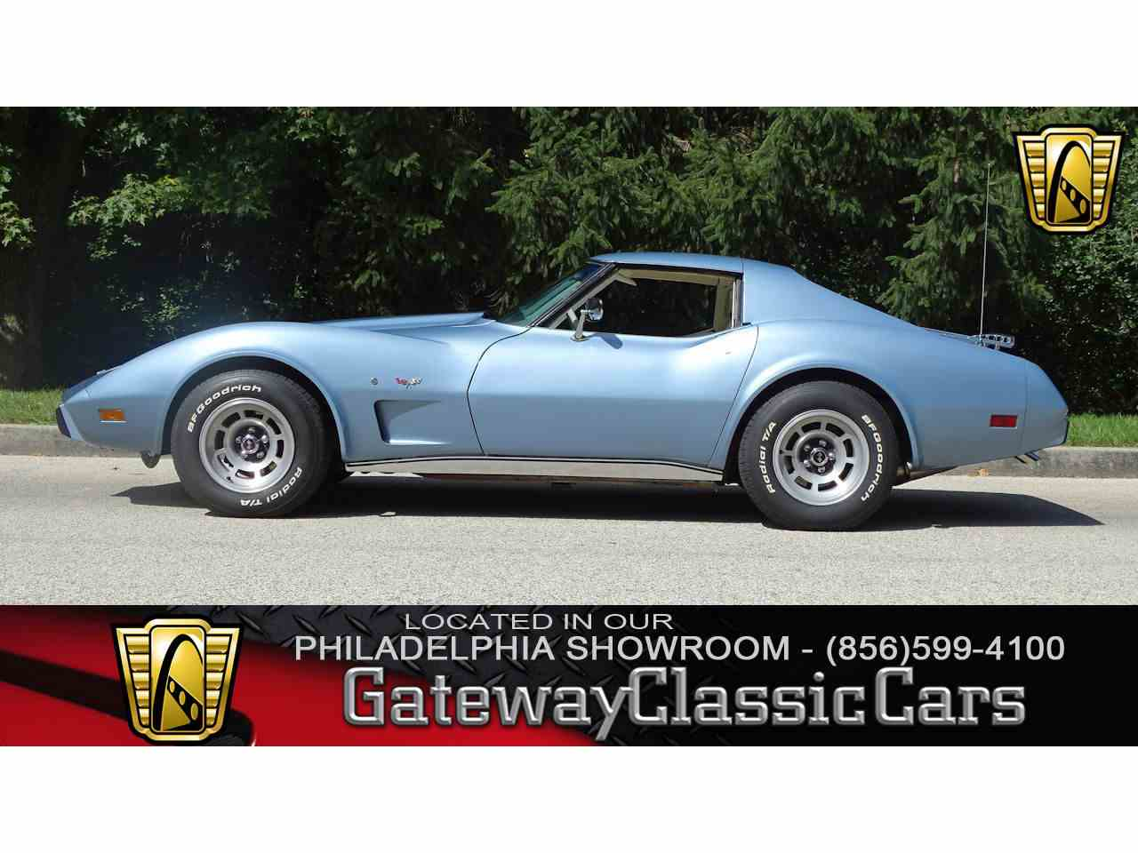 Large Picture of 1977 Chevrolet Corvette located in New Jersey - LSH3