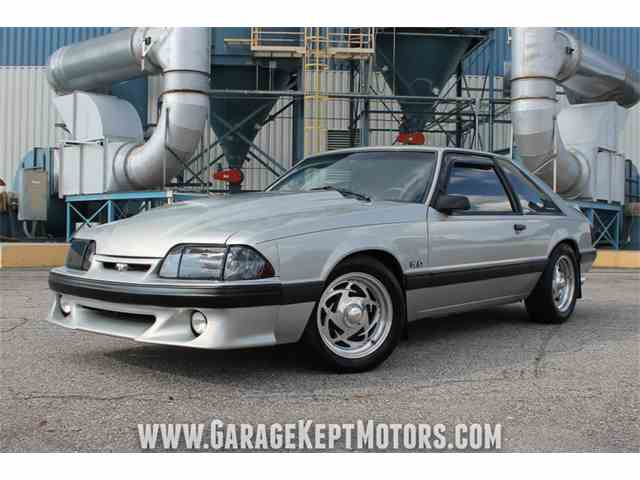 1991 Ford Mustang | 1016689
