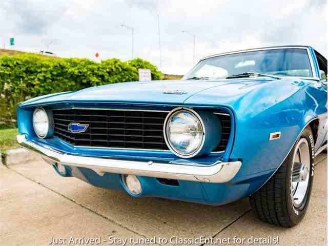 1969 Chevrolet Camaro | 1010669