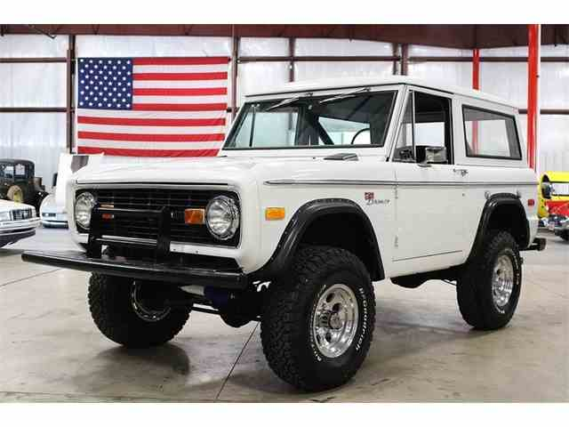 1972 Ford Bronco | 1016694
