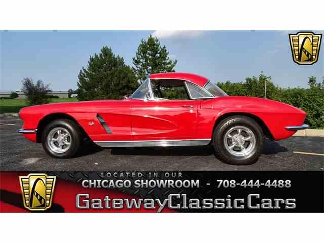 1962 Chevrolet Corvette | 1016696