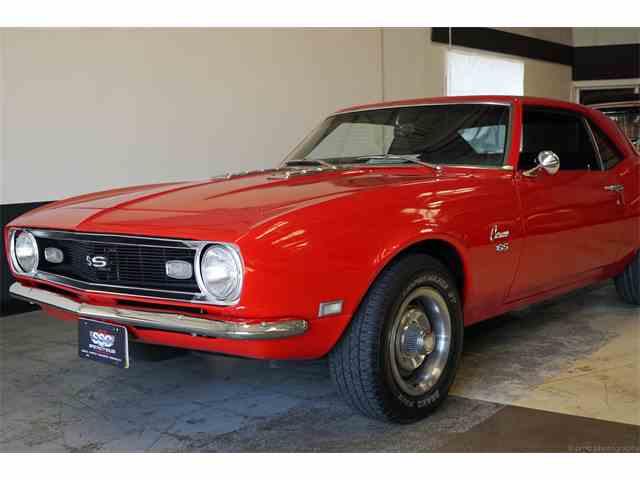 1968 Chevrolet Camaro | 1016698