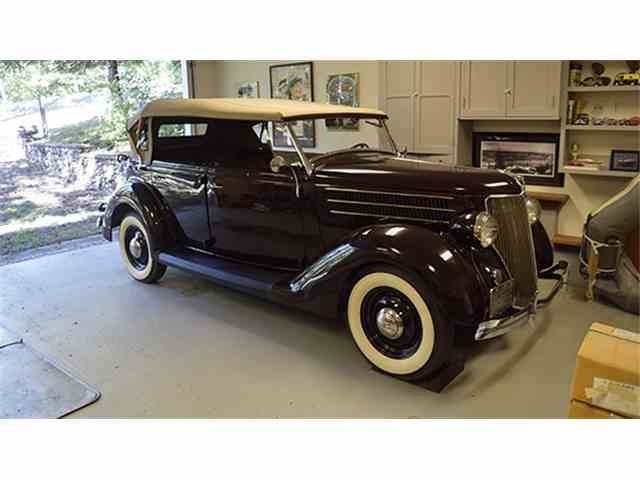 1936 Ford Deluxe | 1010671