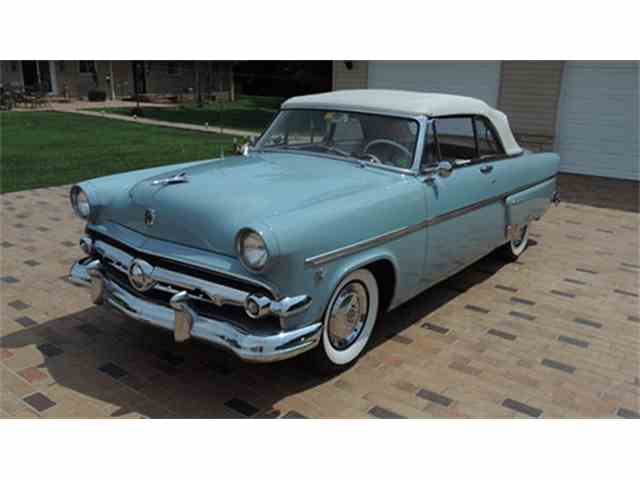 1954 Ford Sunliner   1010672