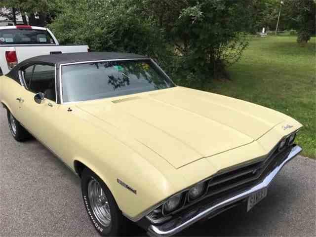1969 Chevrolet Chevelle | 1016723