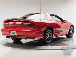 2002 Chevrolet Camaro SS for Sale - CC-1016732