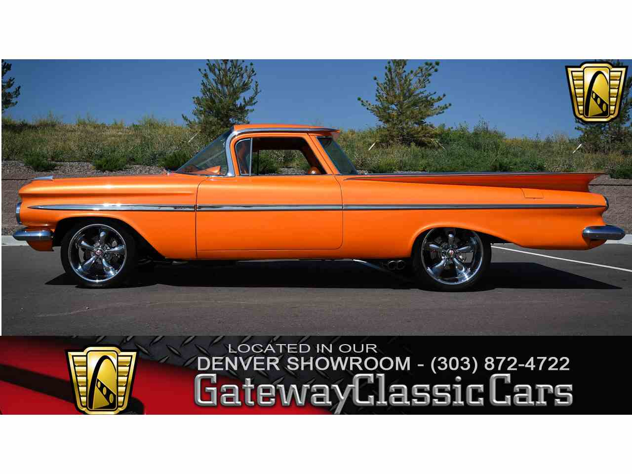 Large Picture of Classic 1959 El Camino Offered by Gateway Classic Cars - Denver - LSIP