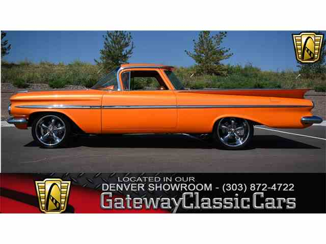 Picture of '59 Chevrolet El Camino Offered by Gateway Classic Cars - Denver - LSIP