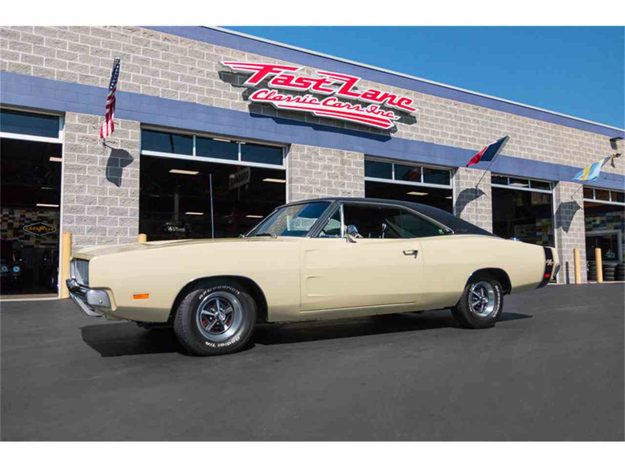 Large Picture of Classic 1969 Charger located in St. Charles Missouri - $69,995.00 Offered by Fast Lane Classic Cars Inc. - LSIT
