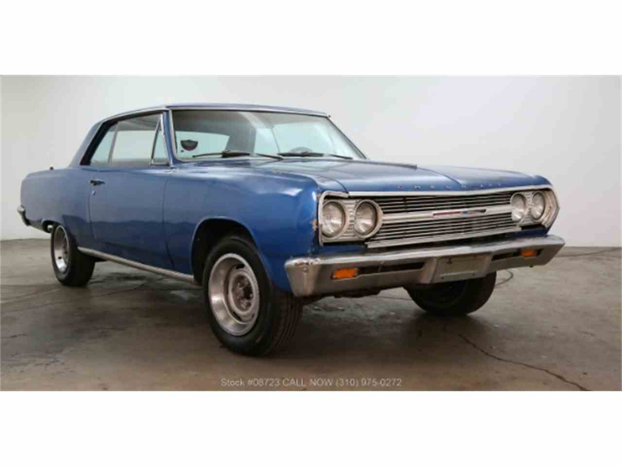 1965 Chevrolet Malibu SS for Sale - CC-1016746