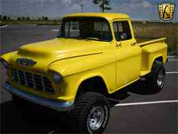Picture of Classic 1955 Shortbox Stepside located in O'Fallon Illinois Offered by Gateway Classic Cars - Denver - LSJ6
