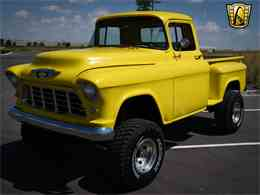 Picture of '55 Chevrolet Shortbox Stepside located in O'Fallon Illinois - LSJ6