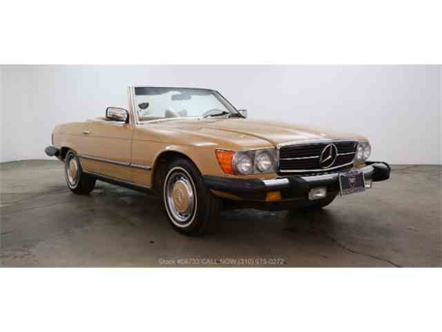 1976 Mercedes-Benz 450SL | 1016756