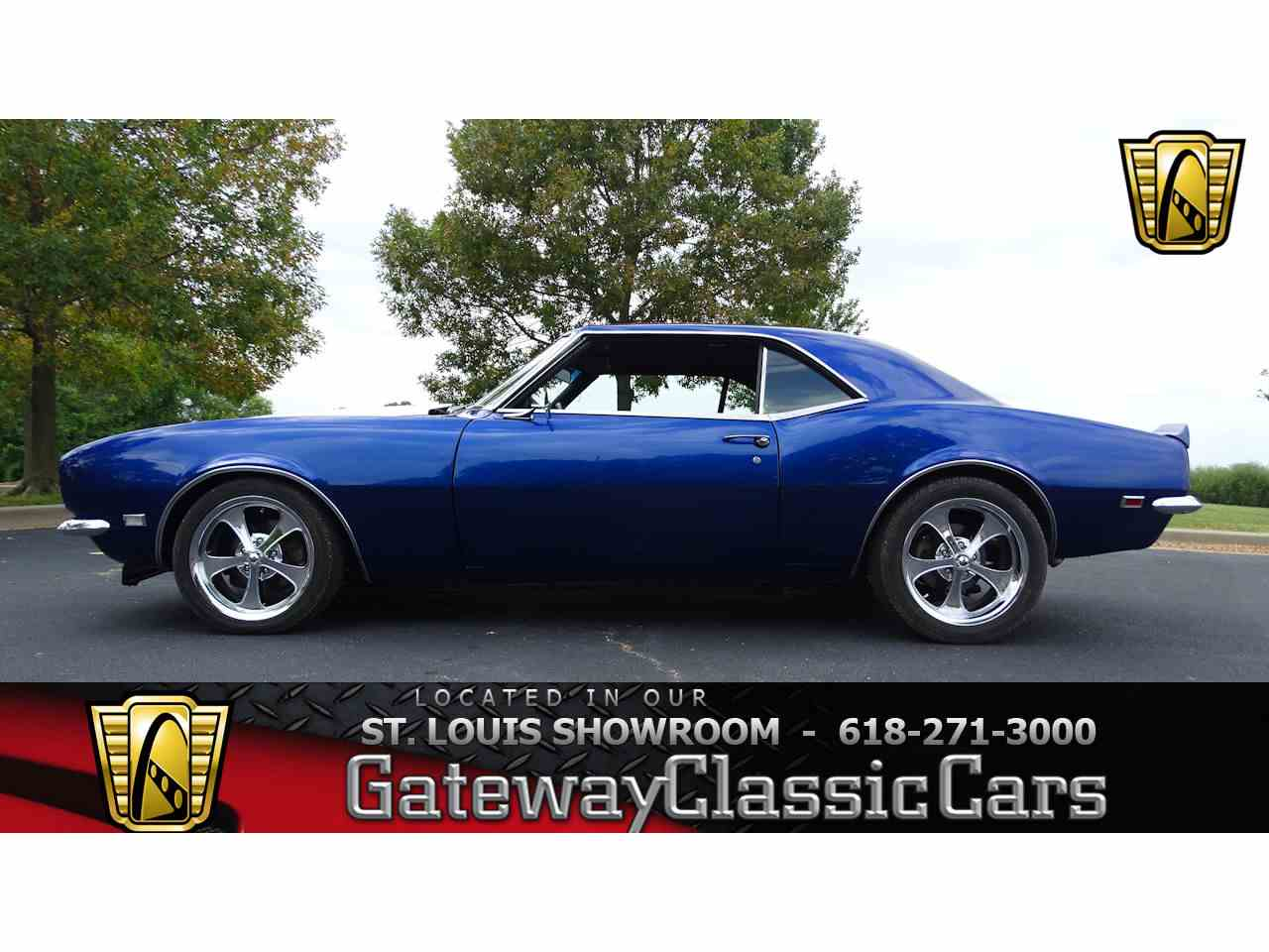 Large Picture of 1968 Chevrolet Camaro - LSJ9
