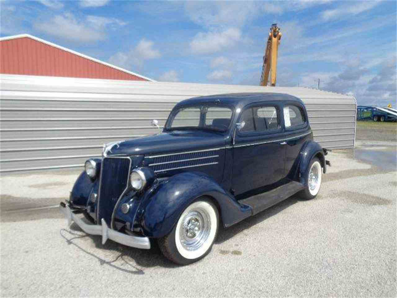 Large Picture of Classic '36 Ford 2-Dr Coupe located in Staunton Illinois - LSJB