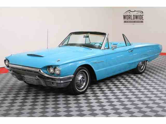 1964 Ford Thunderbird | 1010676