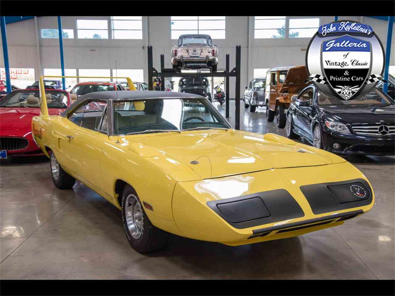 Large Picture of Classic '70 Plymouth Superbird - $175,000.00 - LSJC