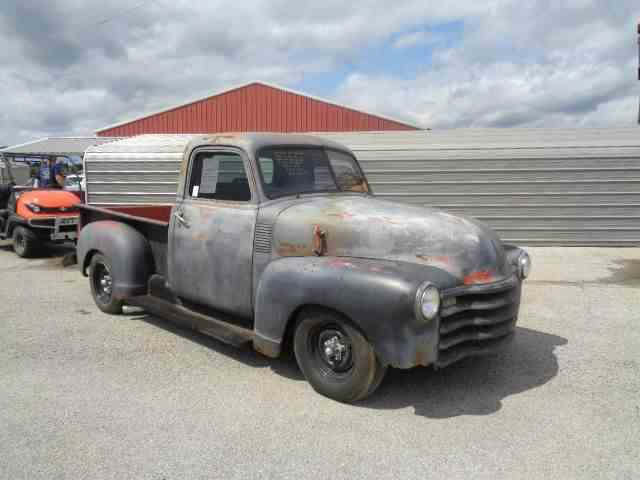 1948 Chevrolet Pickup For Sale Classiccars Com Cc 969442