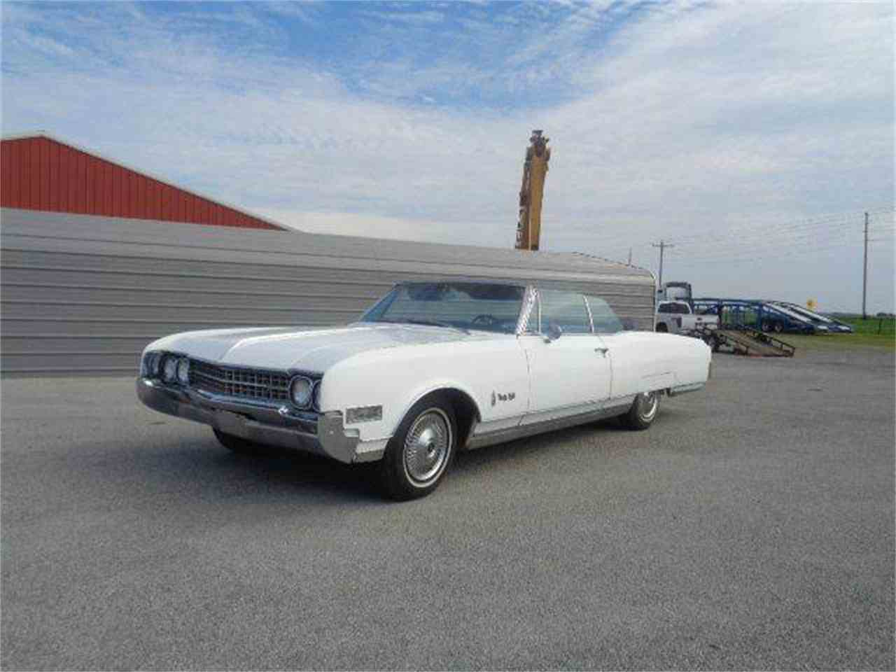 1966 Oldsmobile 98 for Sale - CC-1016766