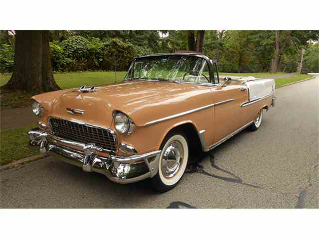 1955 Chevrolet Bel Air | 1010677